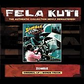 ZOMBIE FELA KUTI AND AFRIKA 70