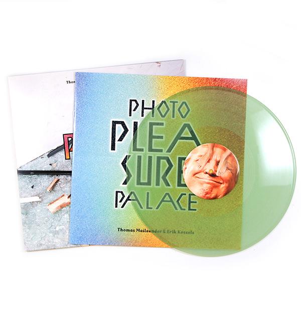 Thomas mailaender - erik kessels - Photo Pleasure Palace (Lp) - Soundohm