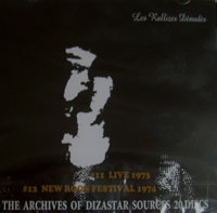 les rallizes denudes - Archives of Dizastar Sources - Vol 6, # 11 & #12